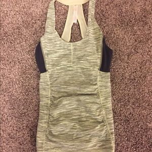 Lucy active wear top